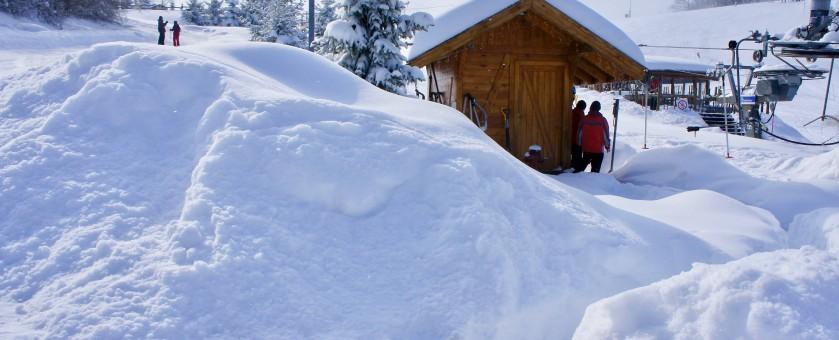friss hó